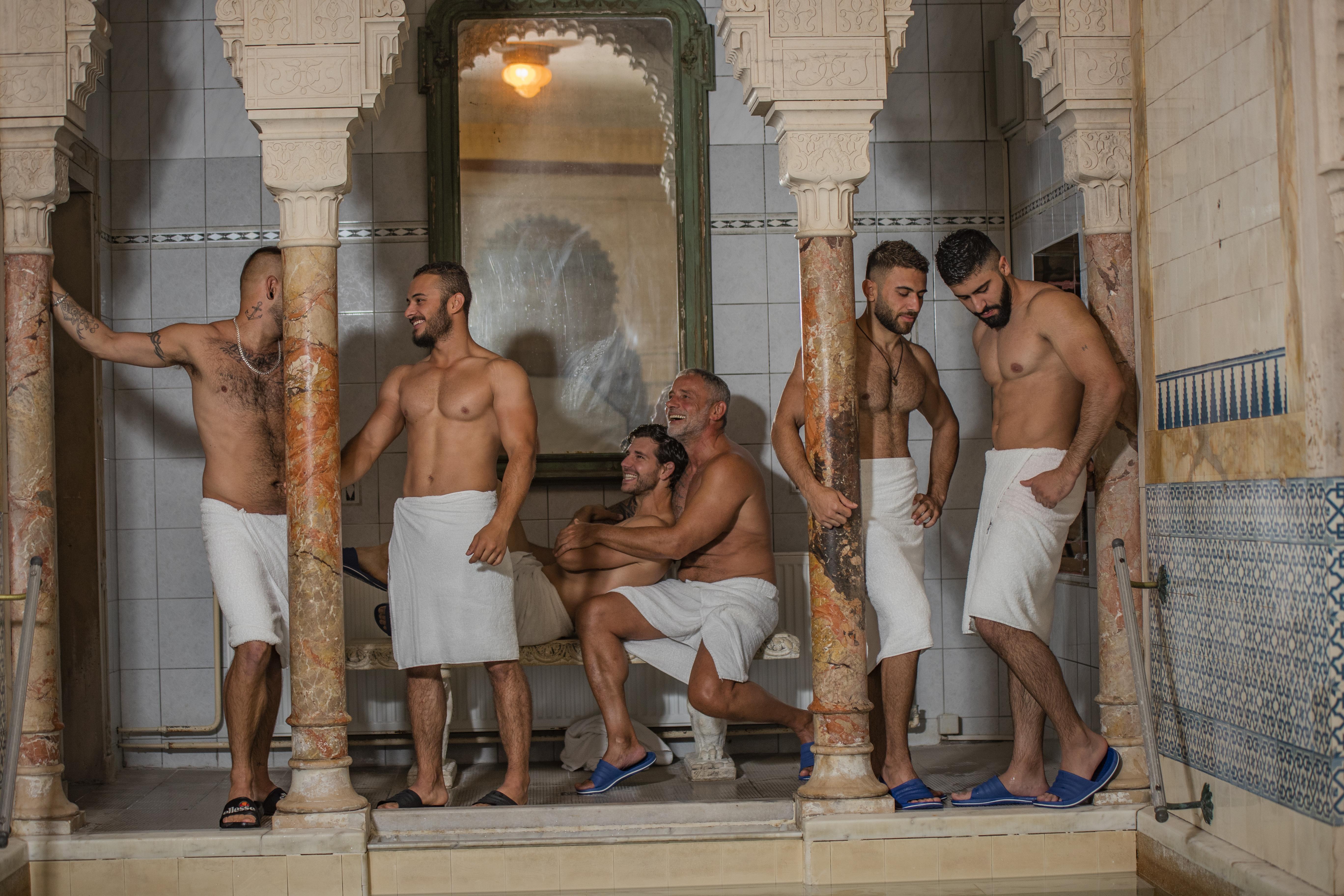 Gay sauna wien
